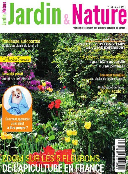Jardin & Nature – Avril 2021