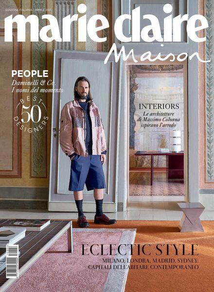 Marie Claire Maison Italia – maggio 2021