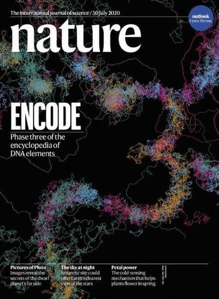 Nature – 30 July 2020