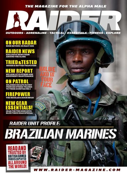 Raider – 13 June 2019