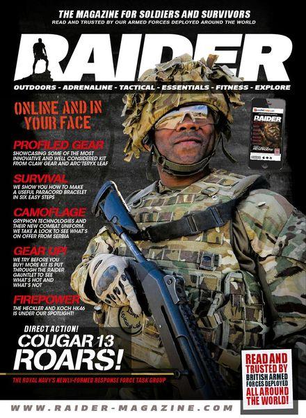Raider – Volume 14 Issue 1 – 8 April 2021
