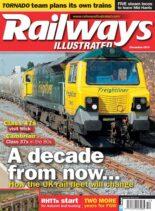 Railways Illustrated – December 2013