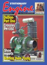 Stationary Engine – Issue 492 – March 2015