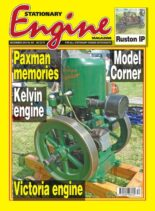 Stationary Engine – Issue 501 – December 2015