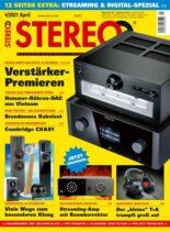 Stereo – April 2021