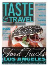 Taste & Travel International – Issue 40 – Winter 2021