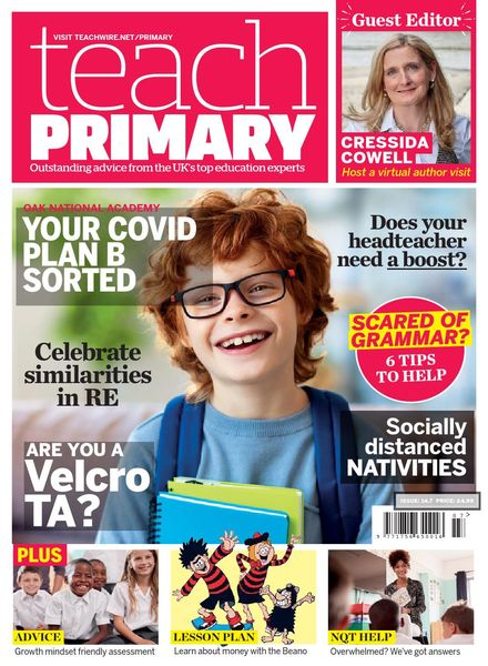 Teach Primary – Volume 14 Issue 7 – October 2020