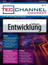 TecChannel Compact – April 2021