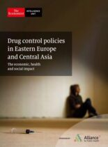 The Economist Intelligence Unit – Drug control policies in Eastern Europe and Central Asia 2021