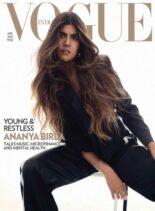 Vogue India – April 2021