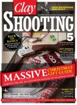 Clay Shooting – December 2016