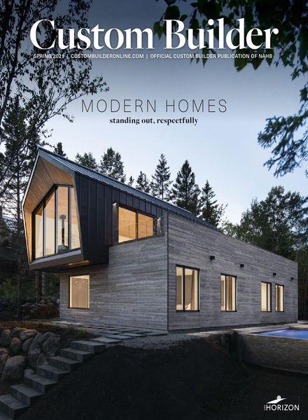Custom Builder – Spring 2021