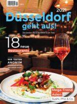 Dusseldorf geht aus – Oktober 2020