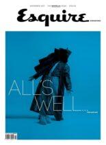 Esquire Singapore – November 2017