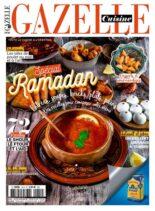 Gazelle Cuisine – Special Ramadan – N 14 2021