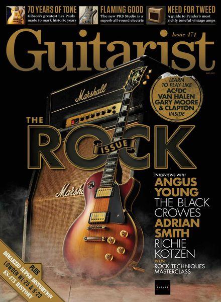 Guitarist – May 2021