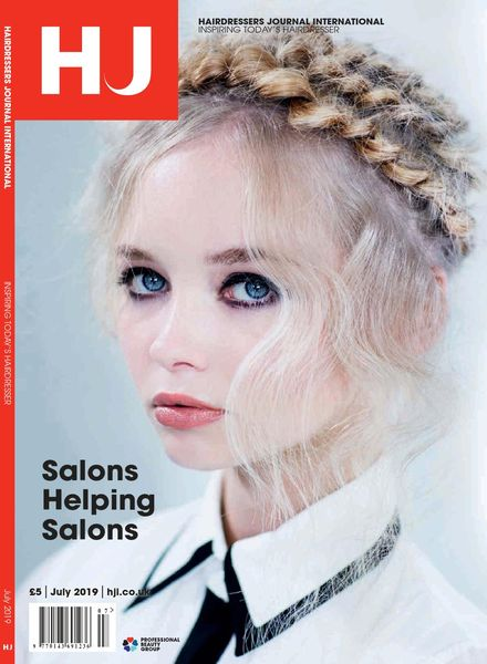 Hairdressers Journal – July 2019