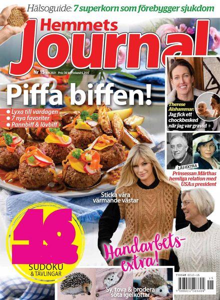 Hemmets Journal – 06 april 2021