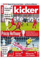 Kicker – 08 April 2021