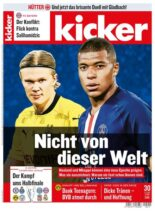 Kicker – 12 April 2021