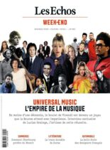 Les Echos Week-end – 9 Avril 2021