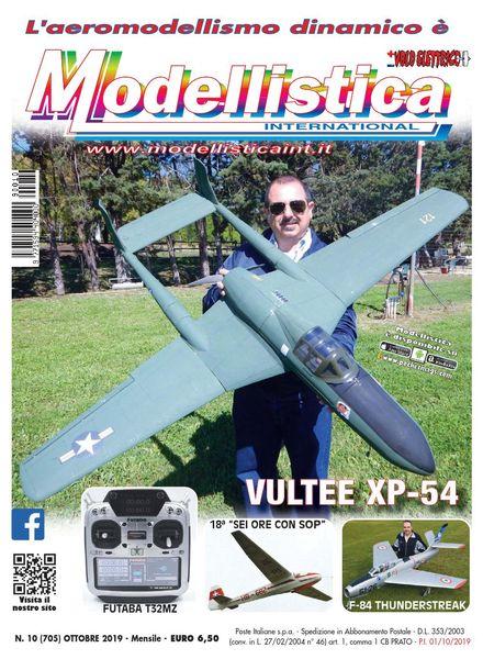 Modellistica International – Ottobre 2019
