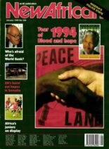 New African – January 1995