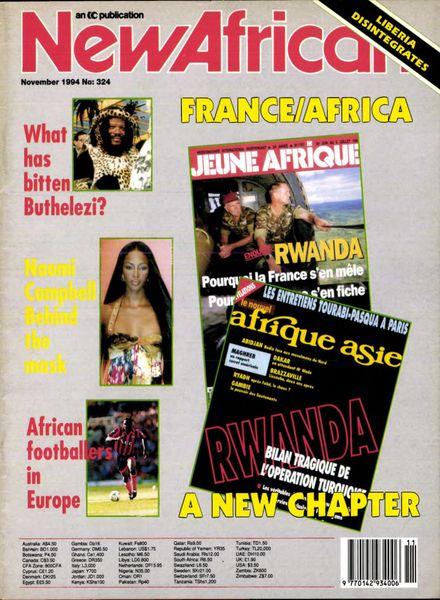 New African – November 1994