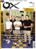 Ox-Fanzine – 08 April 2021