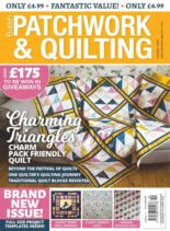 Patchwork & Quilting UK – October 2020