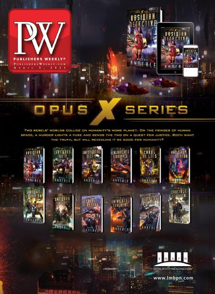 Publishers Weekly – April 05, 2021