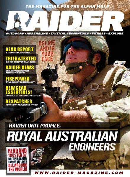 Raider – 18 July 2019