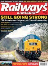 Railways Illustrated – April 2014