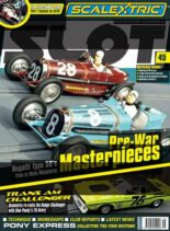 Slot Magazine – Issue 45 – May-June 2021