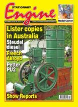 Stationary Engine – Issue 489 – December 2014