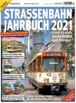 Strassenbahn Magazin Jahrbuch – Januar 2021