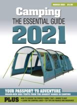 The Essential Camping Guide – 09 April 2021