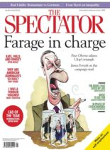 The Spectator – 24 May 2014
