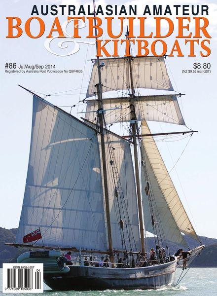Australian Amateur Boat Builder – Issue 86 – July-August-September 2014