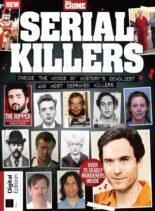 Real Crime Book of Serial Killers – 04 April 2021
