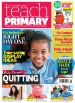 Teach Primary – Volume 11 Issue 6 – 1 September 2017