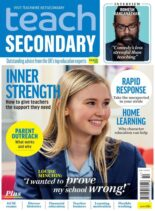 Teach Secondary – Volume 10 Issue 2 – February-March 2021