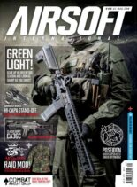 Airsoft International – Volume 12 Issue 1 – 12 May 2016