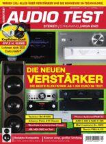 Audio Test – Marz 2021