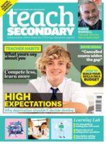 Teach Secondary – Volume 9 Issue 8 – November-December 2020
