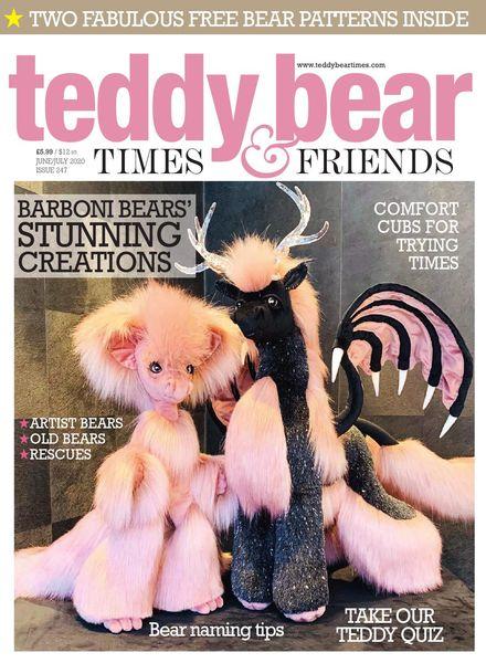 Teddy Bear Times – Issue 247 – June-July 2020