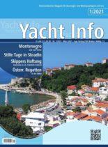 Yacht Info – Februar 2021