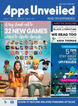 Apps Unveiled – April 2021
