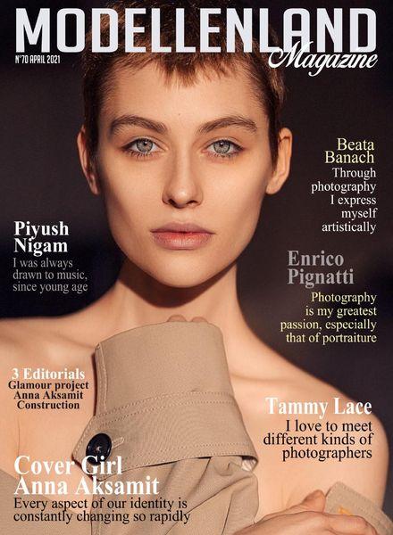 Modellenland Magazine – April 2021
