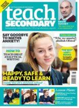 Teach Secondary – Volume 8 Issue 8 – November 2019